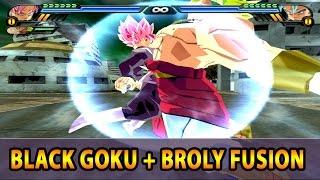 Black Goku and Broly Fusion | Karoly Black vs Vegetto SSGSS | DBZ Tenkaichi 3 (MOD)