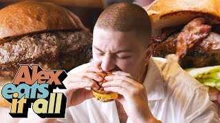 9 Juicy Lucy Cheeseburgers in 9 Hours. Which is the Best? | Bon Appétit width=