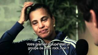 Interview - Neneh Cherry | Montreux Jazz Festival 2012