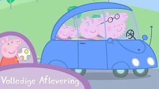 Peppa Pig - De nieuwe auto (Volledige Aflevering)