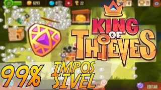 getlinkyoutube.com-King of Thieves Dungeons 99% Impossible (Saving)
