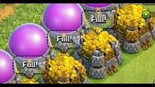 Best TH7 Loot Strategy 1 million loot per hour