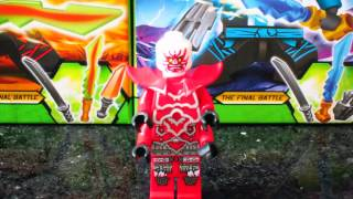 getlinkyoutube.com-Lego DeCool Ninjago Bootleg The Final Battle Review