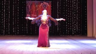 "getlinkyoutube.com-Khaligy fusion by Tamila Kolodiy at Gala show ""In the ritm of the Gulf 2016"""