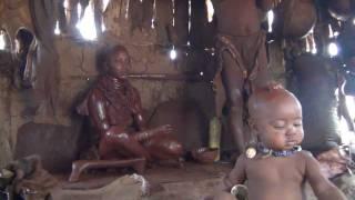 getlinkyoutube.com-Hamer tribe family life near Turmi, Ethiopia
