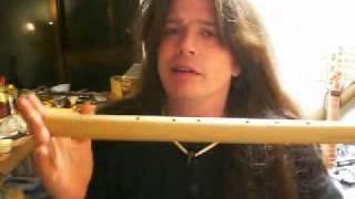 getlinkyoutube.com-How to Make a Flute - Materials and Flute Physics