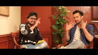 getlinkyoutube.com-Atif Aslam Full Interview   Tashan Da Peg   B Jay Randhawa