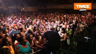Krys englouti par le public de Cayenne au concert TRACE Mobile !!