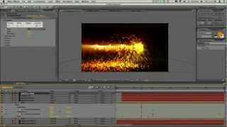 getlinkyoutube.com-After Effects tutorials Sparks Title Sequence Using CC Particle World Part 11