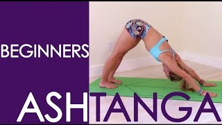 getlinkyoutube.com-Beginner Ashtanga, Practice the Sun Salutations with Kino