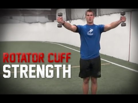Baseball Drills   Shoulder Strength   Rotator Cuff