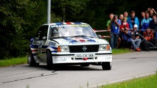 "getlinkyoutube.com-Onboard im Opel Ascona ""Walter Röhrl"" zur Rallye Grünhain 2012"