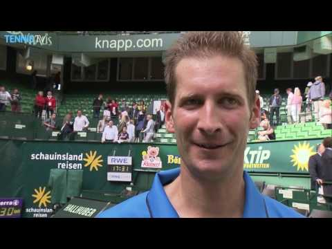 Mayer Wins Halle 2016 Title