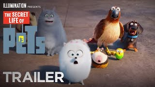 getlinkyoutube.com-The Secret Life of Pets - Trailer #2 (HD) - Illumination