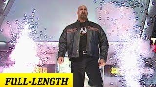 getlinkyoutube.com-Goldberg's WWE Debut