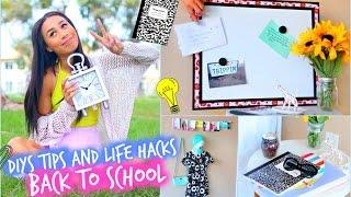 getlinkyoutube.com-DIY Room Decorations + MAJOR Life Hacks for Back To School!