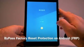getlinkyoutube.com-ByPass Factory Reset Protection on Android FRP with no OTG, no ROOT, no Cable