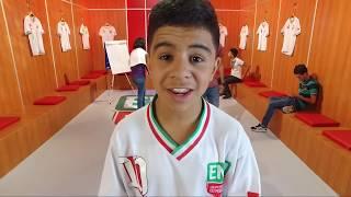 getlinkyoutube.com-DZjoker اصغر رجل في العالم Raouf LE PETIT