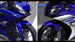 2017 Yamaha R15 V3 vs R15 V2 | Comparison