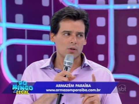Domingo Legal (20/10/13) - Boia ou Afunda com Cátia Fonseca - Parte 3