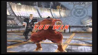 getlinkyoutube.com-E24K's Tekken 5 - Paul Phoenix Arcade Battle Gameplay [HARD]
