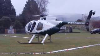 getlinkyoutube.com-Helicopter Start-up and Takeoff