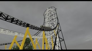 [NoLimits 2] Lightning Racers - Dueling Intamin Strata Coasters