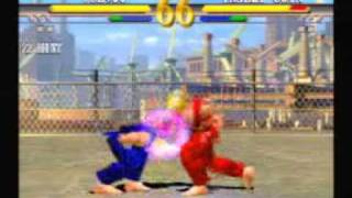 getlinkyoutube.com-Street Fighter EX2 - Ken playthrough