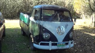 Jason's 1960 VW Single Cab