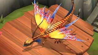 getlinkyoutube.com-Dragons: Rise of Berk - DEATHSONG [Race to The Edge]
