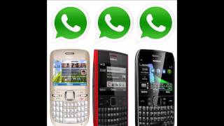 getlinkyoutube.com-تحميل واتساب جافا لاجهزة نوكيا مجانا whatsapp java