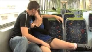 getlinkyoutube.com-Couple film porn on Melbourne train | VIDEO stills