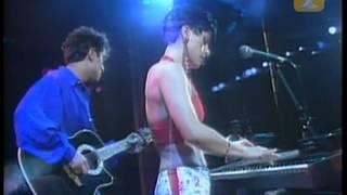 getlinkyoutube.com-Los Prisioneros, Tren al Sur, Festival de Viña 1991