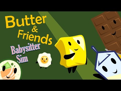 Butter & Friends: Babysitter Sim (PS4)   © NiKo MaKi 2017    1/1