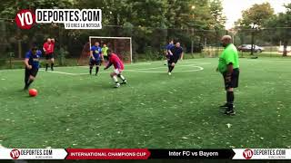 Inter FC vs Bayern de Munich International Champions Cup