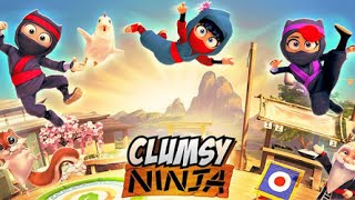 getlinkyoutube.com-Clumsy Ninja, Lovely Kira Action
