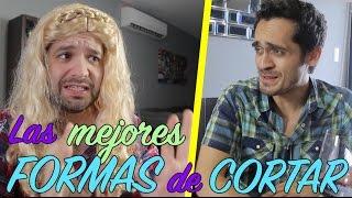 getlinkyoutube.com-LAS MEJORES FORMAS DE CORTAR!! // gwabir