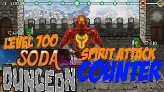getlinkyoutube.com-Soda Dungeon - Level 700 Boss Fight TUTORIAL [ios] Tengen