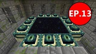 getlinkyoutube.com-Minecraft เอาชีวิตรอด (1.8.8) #13 - ประตูแดนมังกร