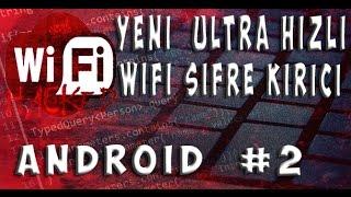 getlinkyoutube.com-Wifi Şifre Kırma Rootsuz/Rootlu 2016
