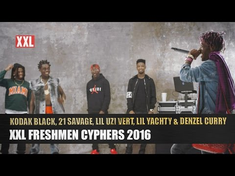 Xxl Freshmen 2016 Cypher Part 1 de Kodak Black Letra y Video