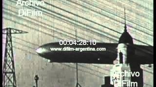 getlinkyoutube.com-DiFilm - El Graf Zeppelin visita Argentina 1934
