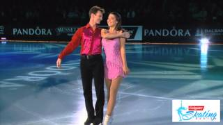 "getlinkyoutube.com-PANDORA Holiday Celebrations on Ice Opening Number, ""This Christmas"" performed by Train"