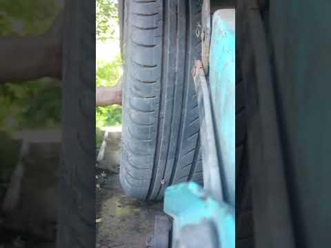 Расположение у Тайота Карина Е подшипника передней ступицы