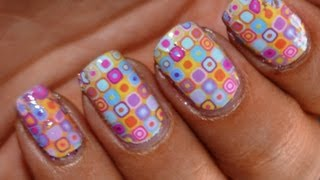 getlinkyoutube.com-Water Decals Nail Art: How to Use DIY Nail Decals?