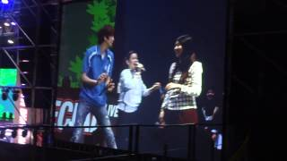 getlinkyoutube.com-150117 Running man Special live in Taipei-14.比手畫腳第一組