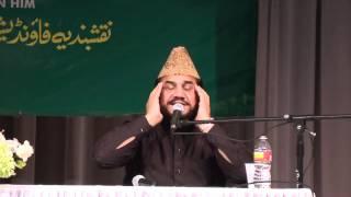 Tilawat and Qaseeda by Qari Sadaqat Ali at Mawlid-un-Nabi on March 10, 2012