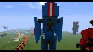 getlinkyoutube.com-Minecraft Pacific Rim (Titanes Del Pacifico)