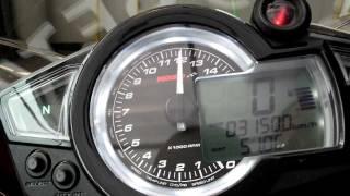 getlinkyoutube.com-Kawasaki Ninja KRR zx150 with DBS exhaust Koso rx1n [HD 1080p]