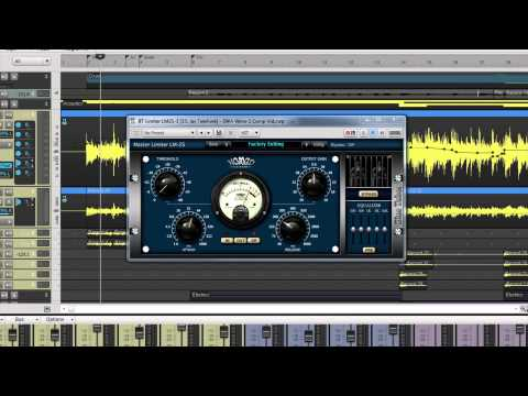 Cakewalk Sonar X3 Studio Music Production Software - Blue Tube Dynamic Review | Full Compass